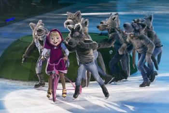 Šou Máša a medveď na ľade vyráža na európske turné