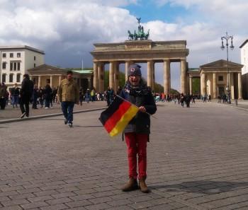 Mladý cestovateľ Jakub z Prešova spoznával Nemecko