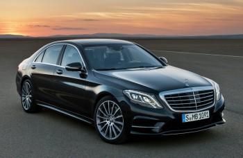 Nová generácia limuzín od Mercedesu je na svete