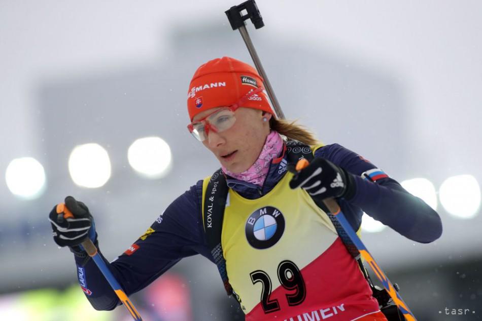 Kuzminová zvíťazila v celkovom hodnotení šprintu Svetového pohára