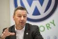 ZÁZNAM: Brífing Moderných odborov Volkswagen Slovakia