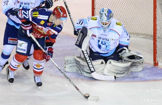 Valent a Štefanka opúšťajú hokejovú Nitru