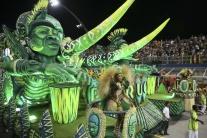 Sprievod, samba, karneval
