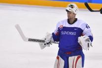 Branislav Konrád, hokej, ZOH