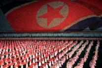 Severokórejská ´spartakiáda´