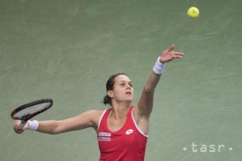 Čepelová nepostúpila do hlavnej súťaže na turnaji WTA v Miami