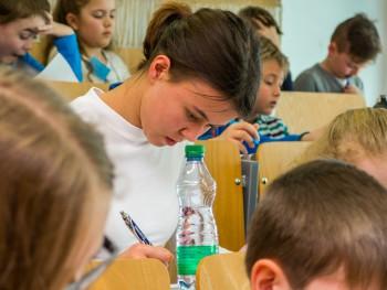Prešov je dnes centrom nadaných detí z celého Slovenska