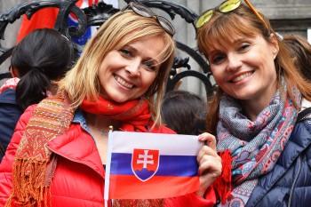Slovenka žijúca v USA o výučbe slovenčiny: Chce to disciplínu