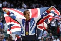 Federer vs Murray vo finále OH v Londýne