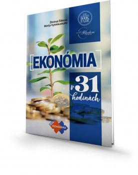 Vo svete oceňovaná učebnica EKONÓMIE konečne aj na Slovensku