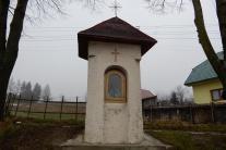 kaplnka z 18. storočia v Babíne