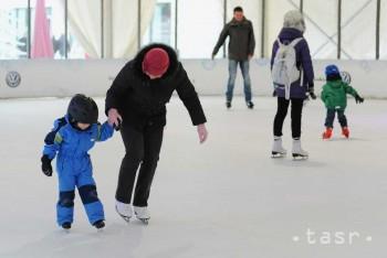 Prázdninujúce deti pozýva samospráva na ľad
