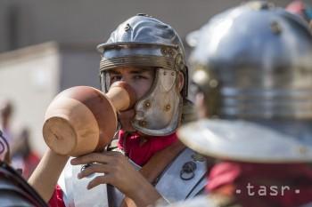 V Rusovciach sa bude opäť cestovať do čias Rímskej ríše