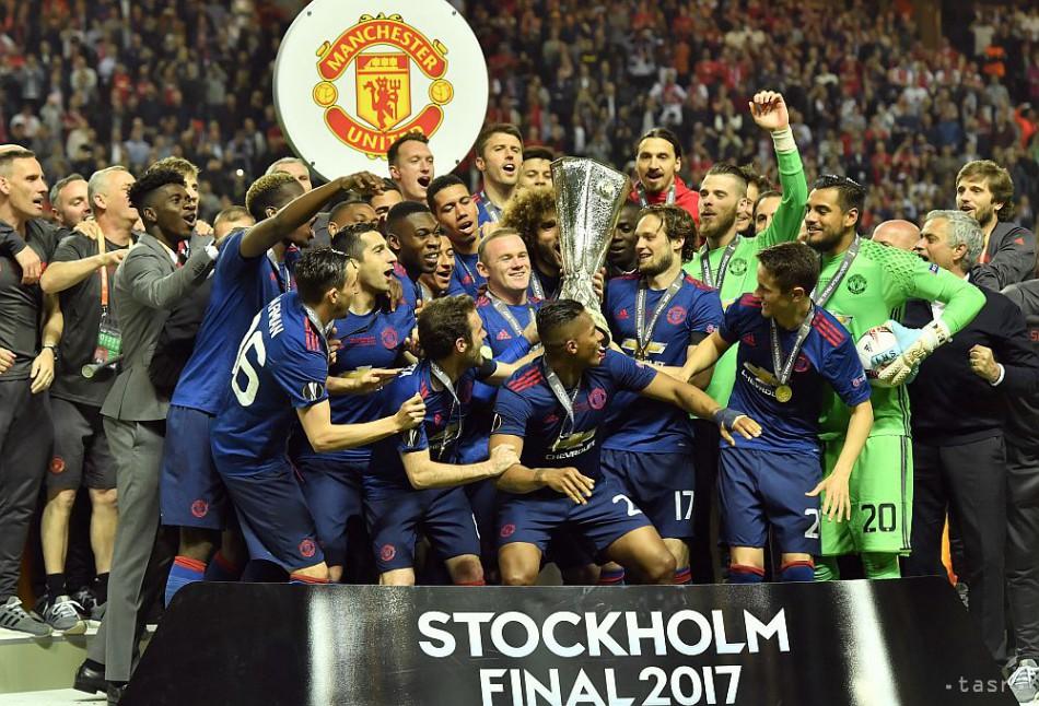 6a0b7acb7b631 VEĽKOLEPÉ FINÁLE: Manchester United prvýkrát vyhral EL UEFA