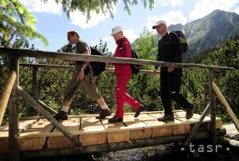 V Tatrách počítali turistov. Prekročili 40-ročný rekord.