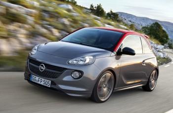 Opel Adam S: Malý frajer do veľkého mesta