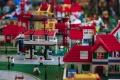 Výstava z LEGO kociek láka deti aj dospelých