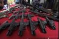Pred Dolnými Vestenicami zastavila NAKA auto plné zbraní a nábojov