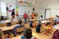 Policajti navštevovali školy, informovali o hrozbách na internete