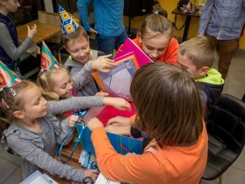 Štátny tajomník Kuruc obdaroval prešovské nadané deti