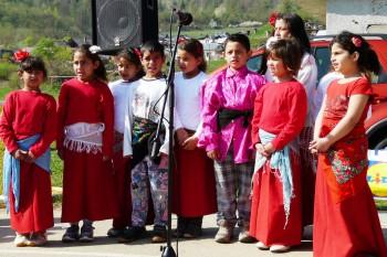 Slovenčina je pre mnohé rómske deti pri vstupe do školy cudzím jazykom