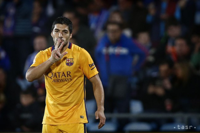 e04c89dd53e75 VIDEO: Real a Barcelona nezaváhali, Suarez dal 300. gól v kariére ...