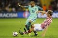 Portugalci porazili Chorvátov a postúpili medzi osem najlepších tímov