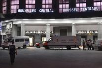 TEROR V BRUSELI: Maročan mal v batožine klince a benzínové kanistre