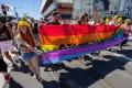 Účastníci Dúhového Pride prešli centrom Bratislavy bez incidentov