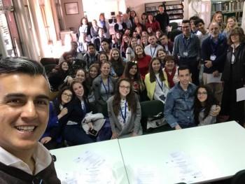 Erasmovské stretnutie študentov OA Levice prináša svoje plody