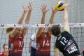 Volejbalistky Slávie EU prehrali v Challenge Cupe s UVC Holding Graz