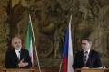 Šéf iránskeho jadrového programu rokuje v Prahe