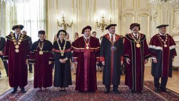 Prezident A. Kiska vymenoval sedem nových rektorov vysokých škôl