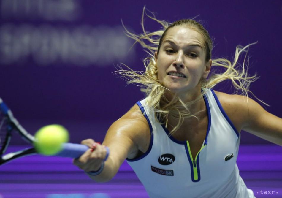 Cibulková nestačila vo štvrťfinále v Petrohrade na Rusku Kasatkinovú