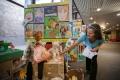 Galéria Slovenského rozhlasu prezentuje výstavu projektu Eurorozprávky