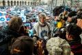 V Budapešti protestujú tisíce pedagógov nespokojných so systémom