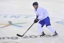 hokejisti, ZOH, nácvik