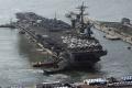 Americké a japonské lode začali spoločné cvičenia