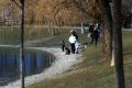 Ružinov pravidelne monitoruje kvalitu vody v Štrkoveckom jazere