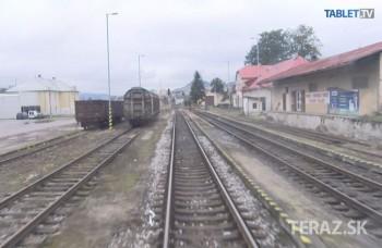 UNIKÁTNY VLAKOVÝ VIDEOPROJEKT: Vlakom po Orave