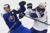 MS2018 Slovensko Francúzsko hokej
