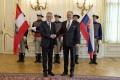 NAŽIVO: TK slovenského a rakúskeho prezidenta