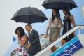Obamovci odletia po inaugurácii Trumpa na dovolenku do Palm Springs
