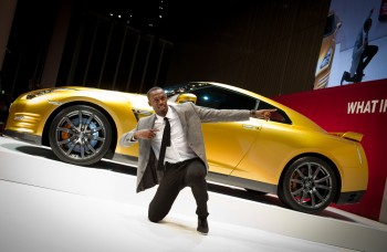 Auto s výkonom Usaina Bolta? Vyvinie ho Nissan