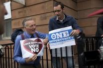 Škóti dnes majú svoj Deň-D, nazvali referendum médiá