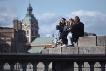 Koronavírus vo Švédsku