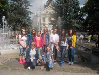 Školský koncoročný výlet