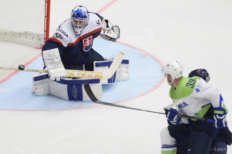 ONLINE: Slovinci strelili prvý presilovkový gól a opäť prehrávame