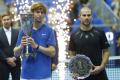 Rubľov sa stal víťazom turnaja ATP v Moskve