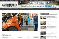 Štartuje stránka Zamestnajsa.teraz.sk s tisíckou pracovných pozícií